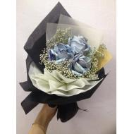 3pcs Money Roses with Baby ...