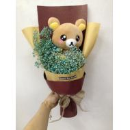 Rilakkuma With Baby Breath