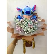 Stitch With Baby Breath